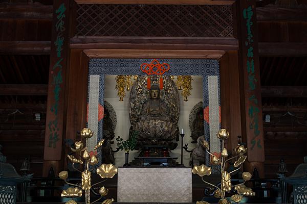 妙興寺釈迦三尊像