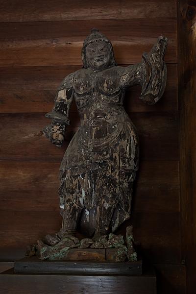 妙興寺平安末仏像全体