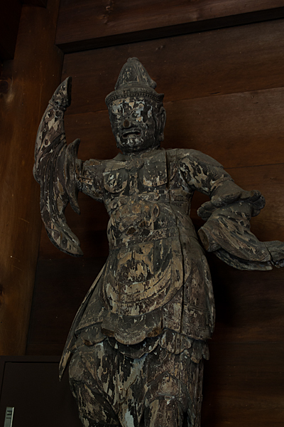 妙興寺室町期の仏像
