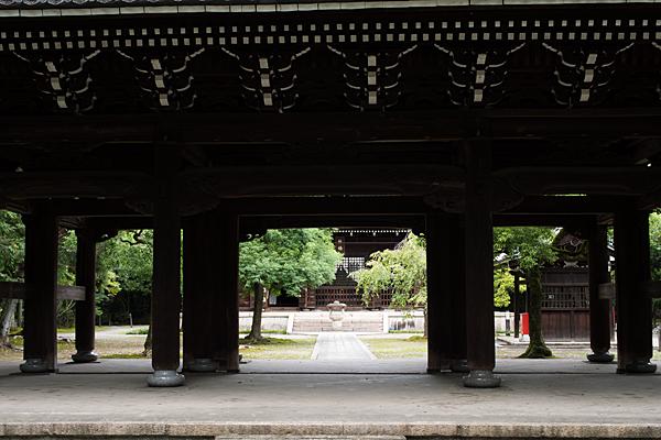 妙興寺三門