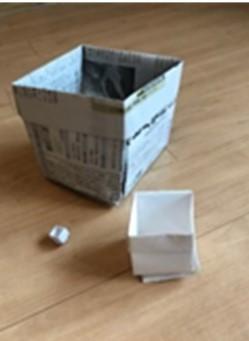 立方体マス