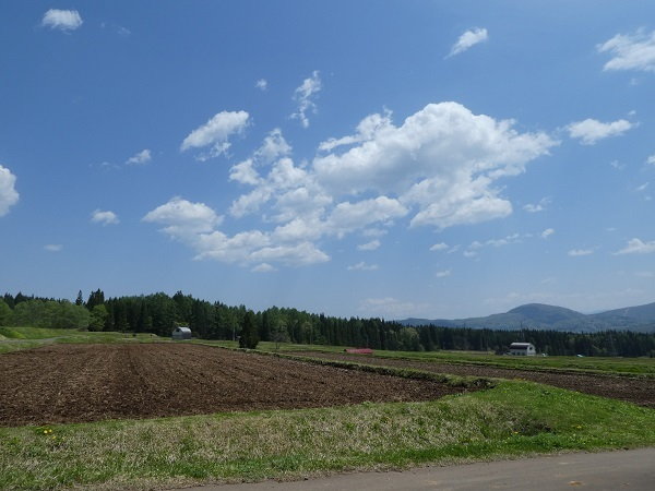 ①農地開拓