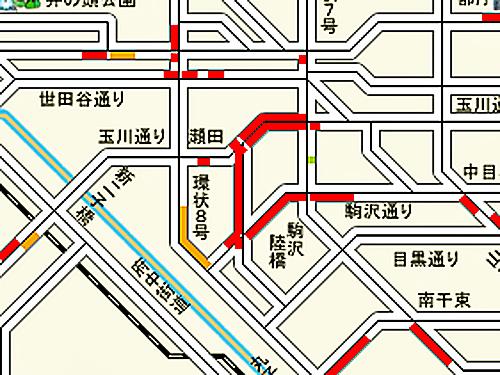 東京ラーメンショー渋滞