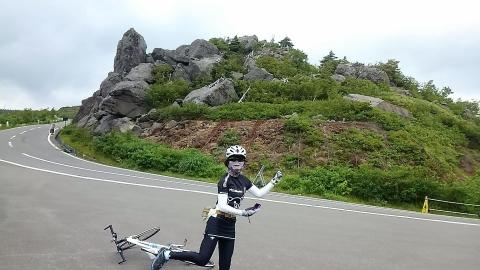 源太岩、格好に意味はありません。