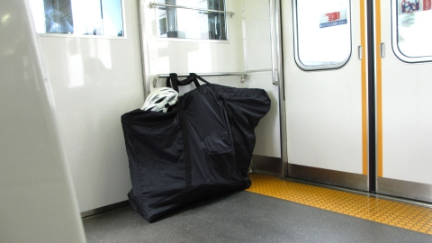北坂戸に13時頃到着、その後早めに輪行で帰宅。
