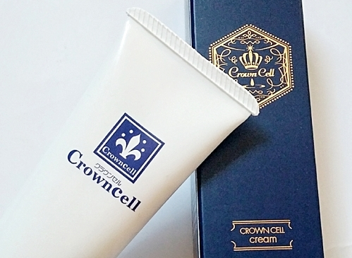 熊田曜子さんも愛用‼乾燥肌で悩んでいるならまずは【クラウンセルクリーム】を75%オフで始めましょう