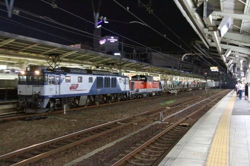 1254レ 名古屋駅