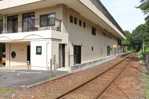明知鉄道東野駅