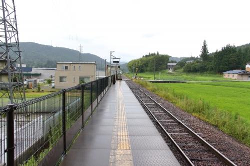 明知鉄道極楽駅