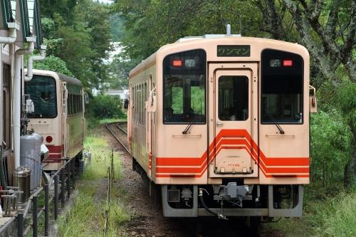 明知鉄道山岡駅