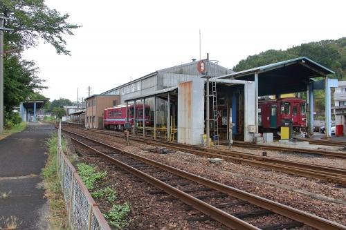 長良川鉄道関駅