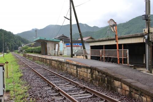 長良川鉄道福野駅