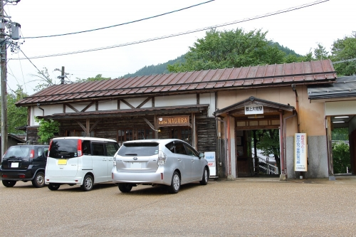 長良川鉄道郡上大和駅