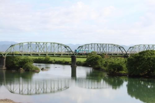 樽見線揖斐川橋梁