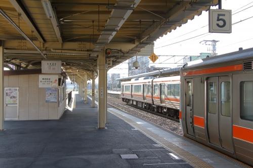 樽見鉄道大垣駅 樽見鉄道駅事務所