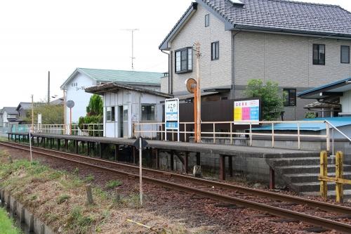 樽見鉄道横屋駅