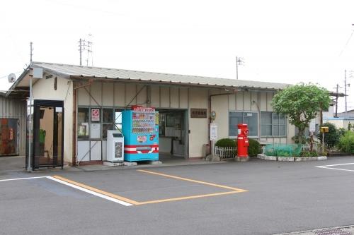 樽見鉄道北方真桑駅