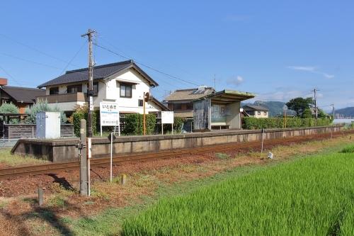 樽見鉄道糸貫駅