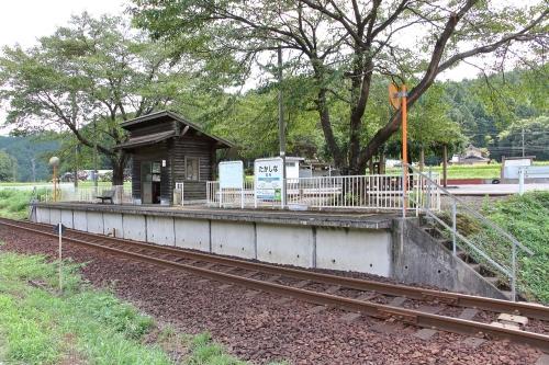 樽見鉄道高科駅