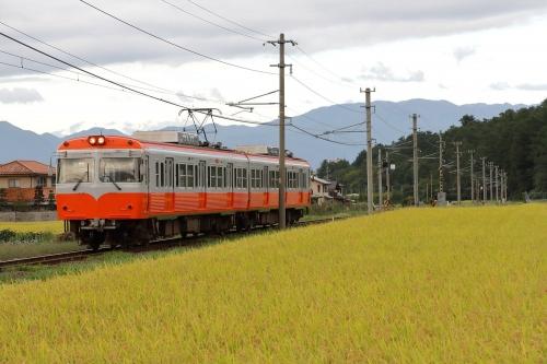 アルピコ交通上高地線 波田-渕東