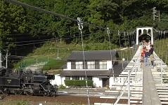 くのわき-吊橋SL