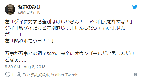 ホモウヨ 5
