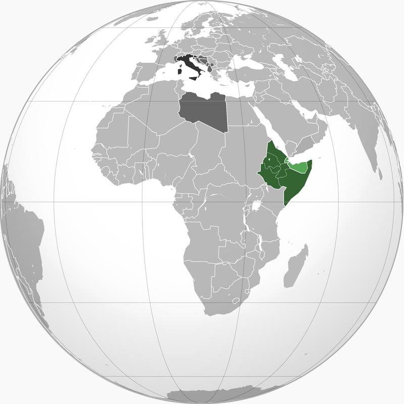 イタリア領東アフリカ