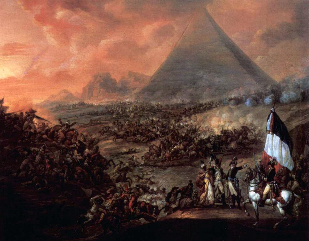 ピラミッドの戦い