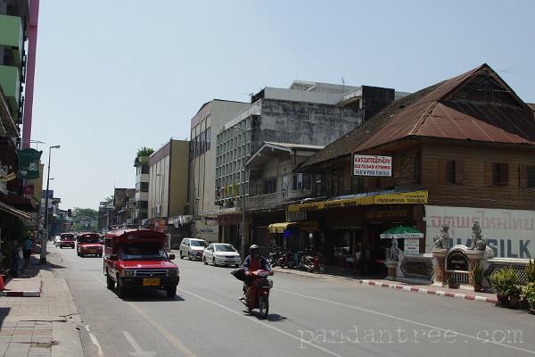 チェンマイ市内