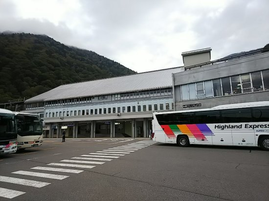 蓮華岳11扇沢駅