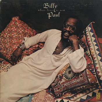SL_BILLY PAUL_WHEN LOVE IS NEW__20180817