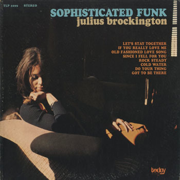 JZ_JULIUS BROCKINGTON_SOPHISTICATED FUNK_20180828