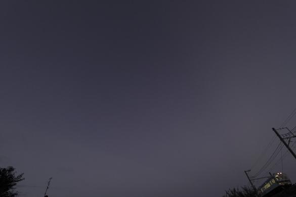 薄暮/南海多奈川線