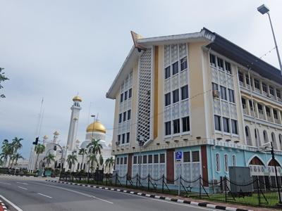 KLブルネイ116オールドモスク