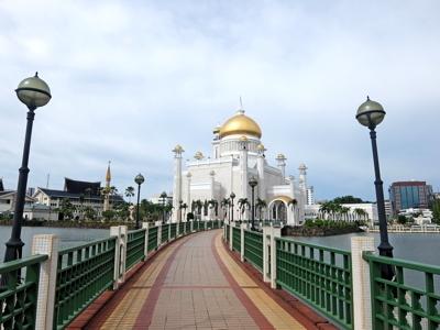 KLブルネイ120オールドモスク