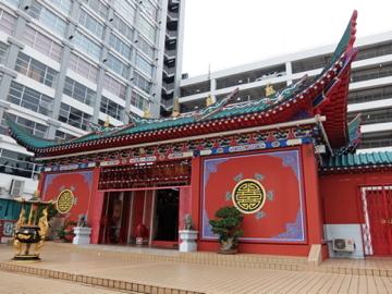 KLブルネイ126ブルネイ中国寺院