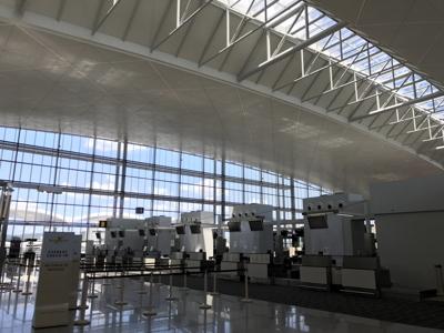 KLブルネイ129ブルネイ空港