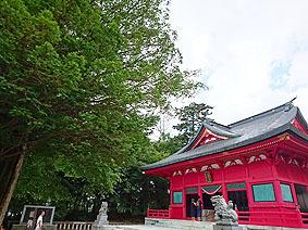 赤城神社20180829