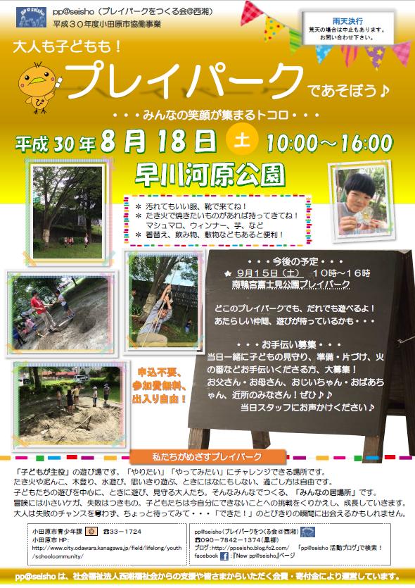 8月チラシ早川