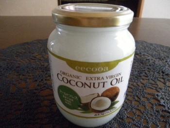 ココナッツオイル1