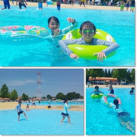 Hanasaki pool 2018-2