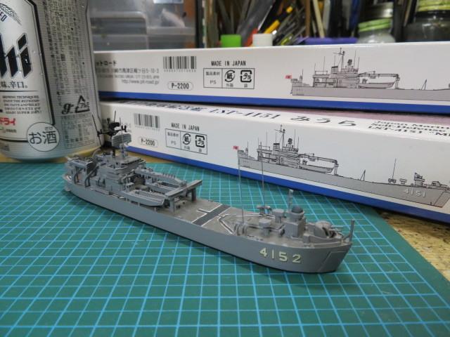 LST―4151 みうら型 の1