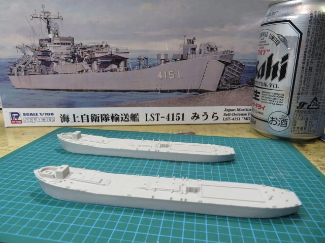 LST―4151 みうら型 の2
