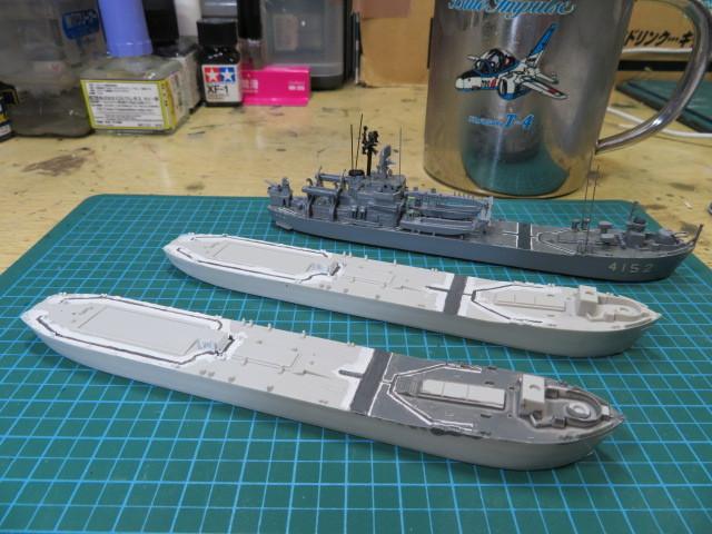 LST―4151 みうら型 の3