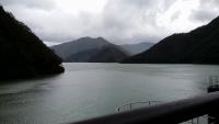 現在の徳山ダム