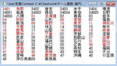 18_オール鳥取コンテスト7MHzマルチ