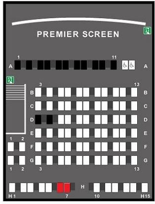 プレミアムスクリーン