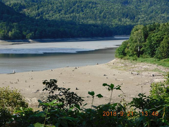鷹泊ダム公園 (4)