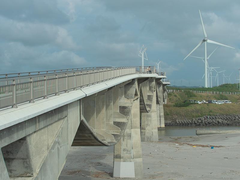 今日の潮騒橋