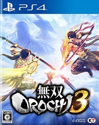 無双OROCHI3 (初回封入特典(特典衣装「徐庶」「石田三成」「妲己」) 同梱) - PS4